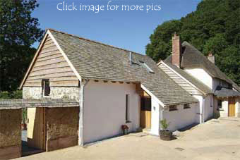 Otter Holt barn conversion near Tiverton